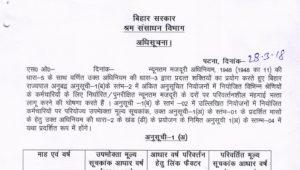 Revised Minimum Wages in Bihar 2018